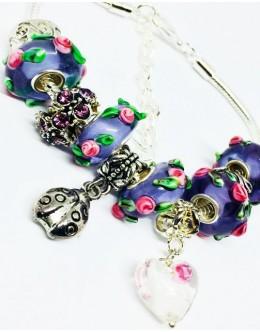 Charm bracelet 14