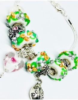 Charm bracelet 16