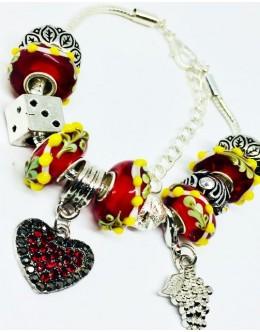 Charm bracelet 21
