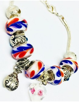 Charm bracelet 6