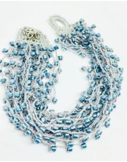 Toho multistring bracelet 15
