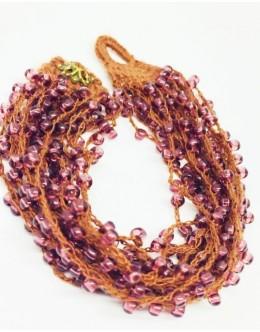 Toho multistring bracelet 19