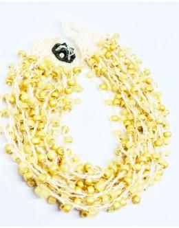 Toho multistring bracelet 21