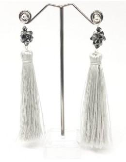 Earrings with tassels 11