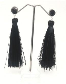 Earrings with tassels 14