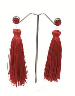Earrings with tassels 16