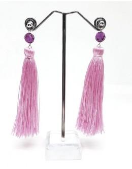 Earrings with tassels 18
