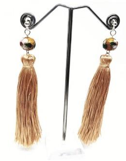 Earrings with tassels 19