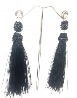 Earrings with tassels 4