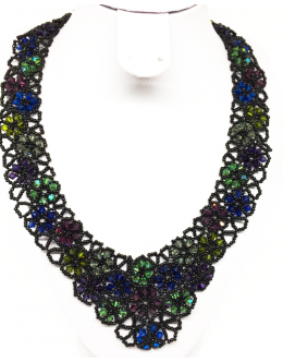 The multicolor crystal set