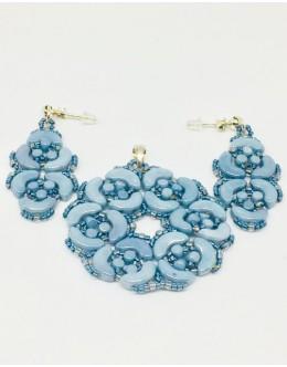 Arcos, minos set pastel blue