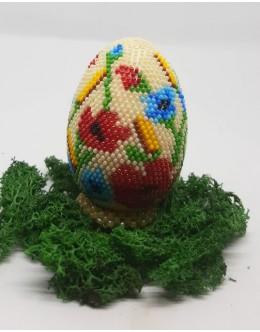 Bead crochet Easter egg6