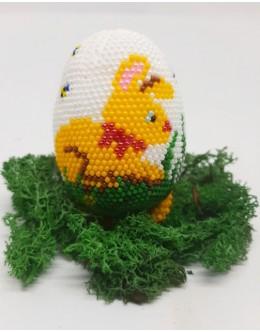 Bead crochet Easter egg8