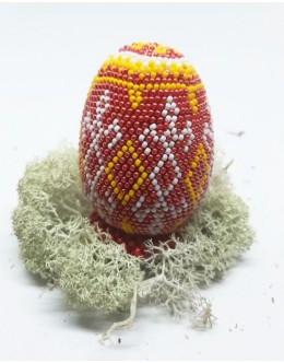 Bead crochet Easter egg13