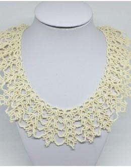 Toho cream collar 2